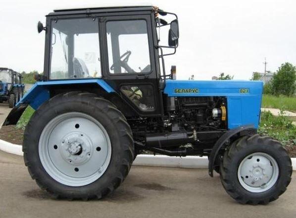 new MTZ MTZ 82 wheel tractor