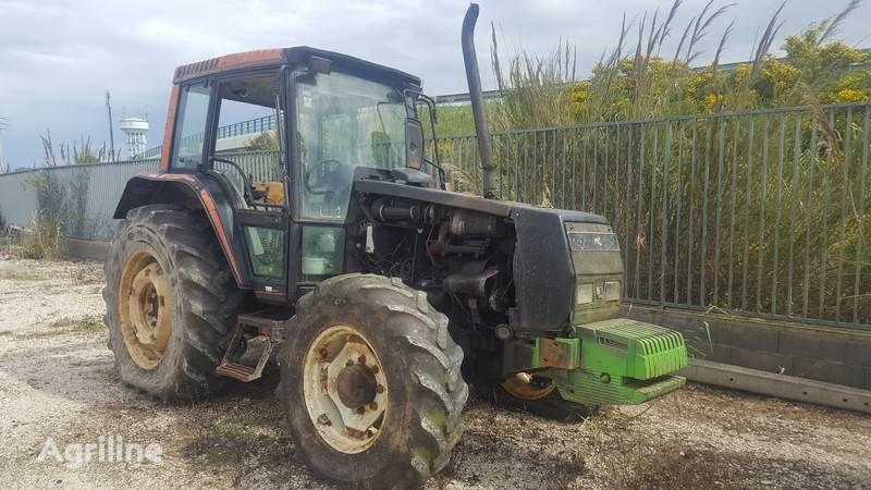 VALMET 6400 wheel tractor