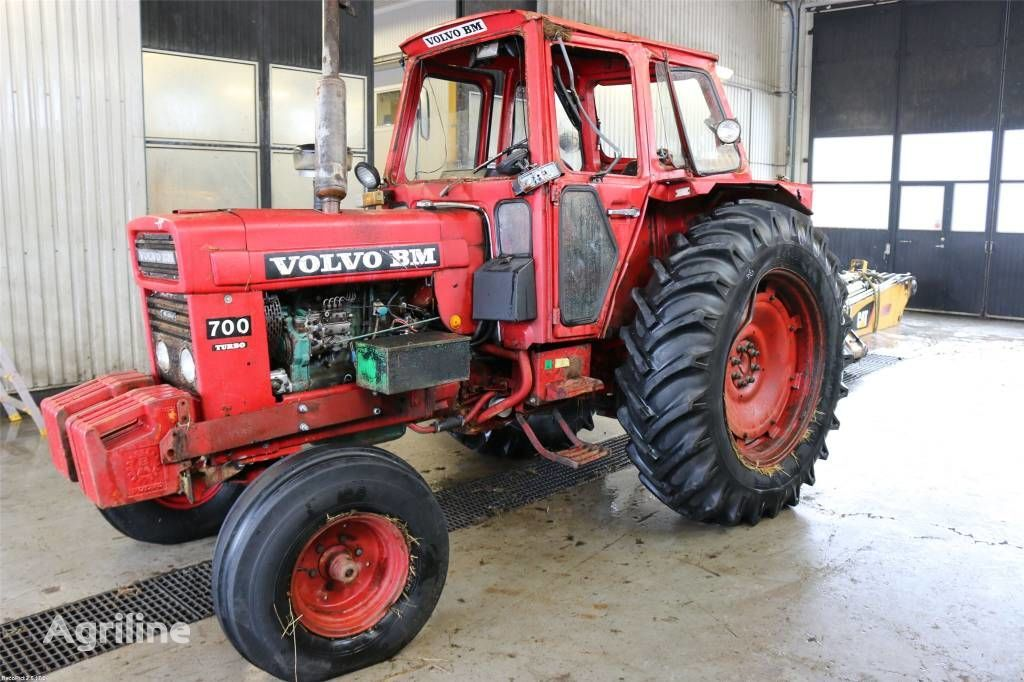 VOLVO BM 700 Dismantled for spare parts wheel tractor for parts