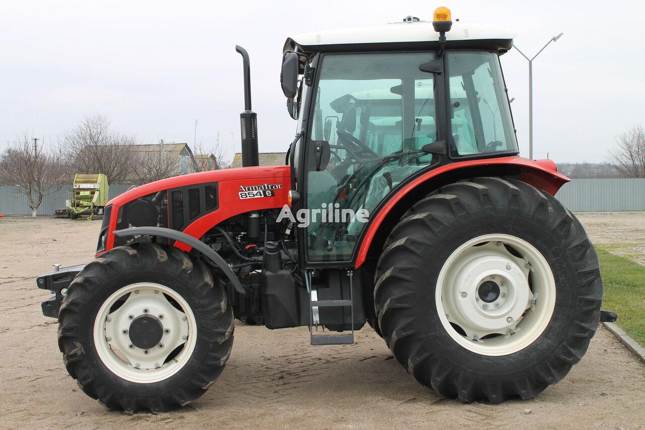 new ARMATRAC 854 E wheel tractor