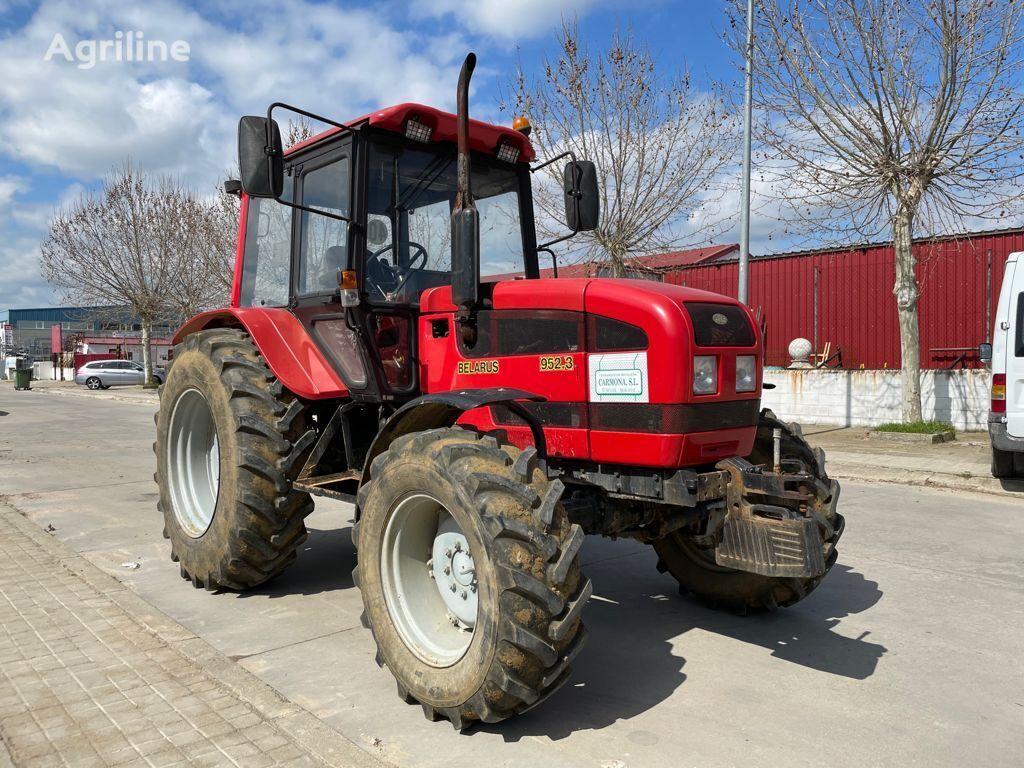 BELARUS 952.3 wheel tractor