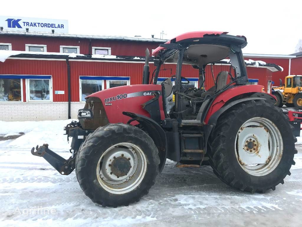 CASE IH MXU Dismantled for spare parts wheel tractor