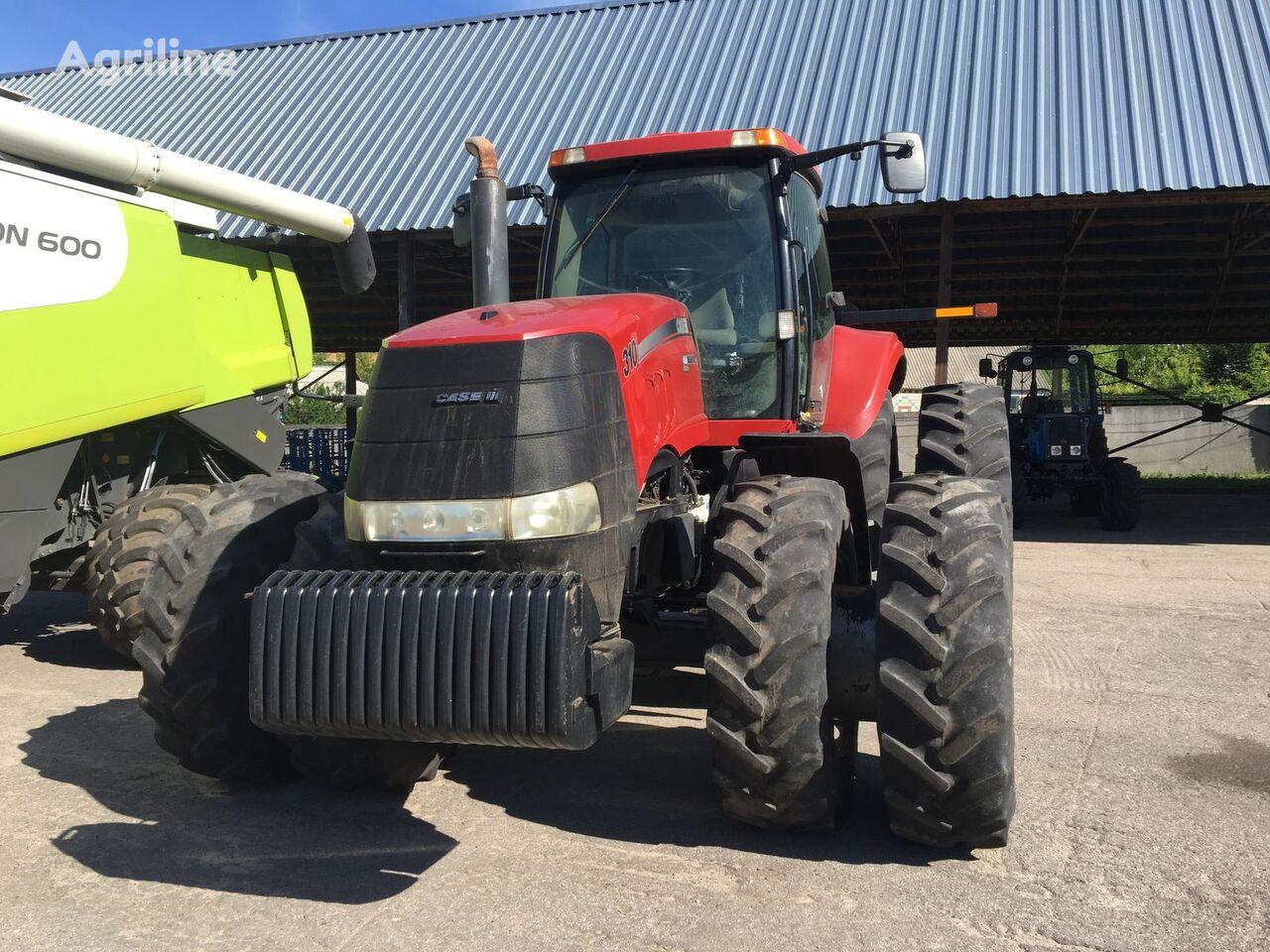 CASE IH Magnum 310 wheel tractor