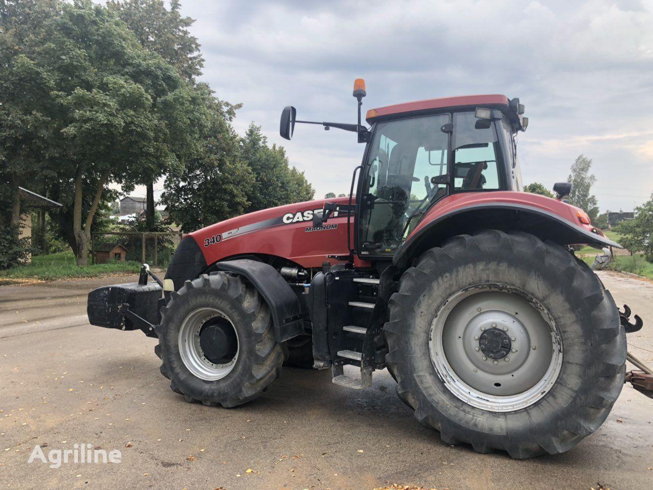 new CASE IH Magnum 340 wheel tractor