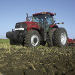 new CASE IH Puma 210 wheel tractor