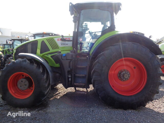CLAAS AXION 950 v Lizing wheel tractor