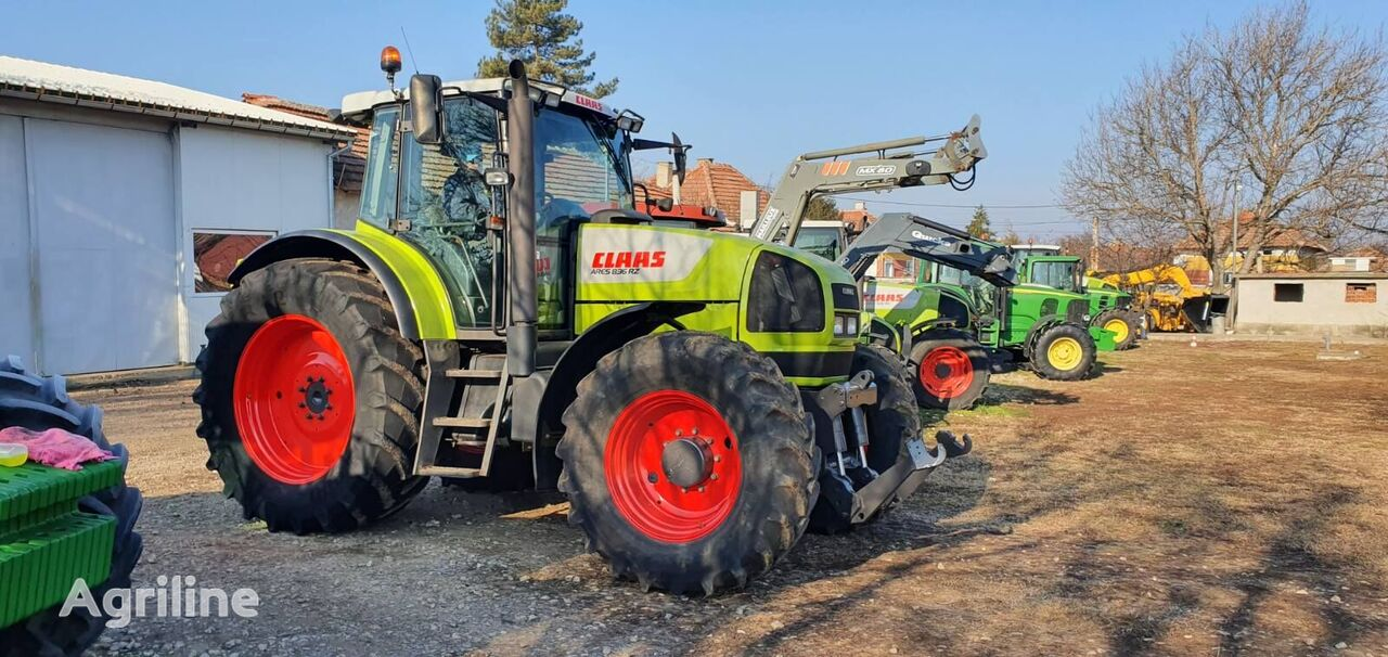CLAAS Ares 826 wheel tractor