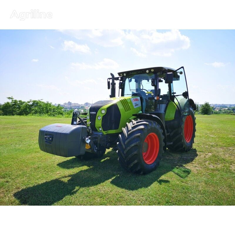 CLAAS Arion 650 Cebi wheel tractor