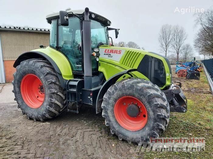 CLAAS Axion 810 wheel tractor