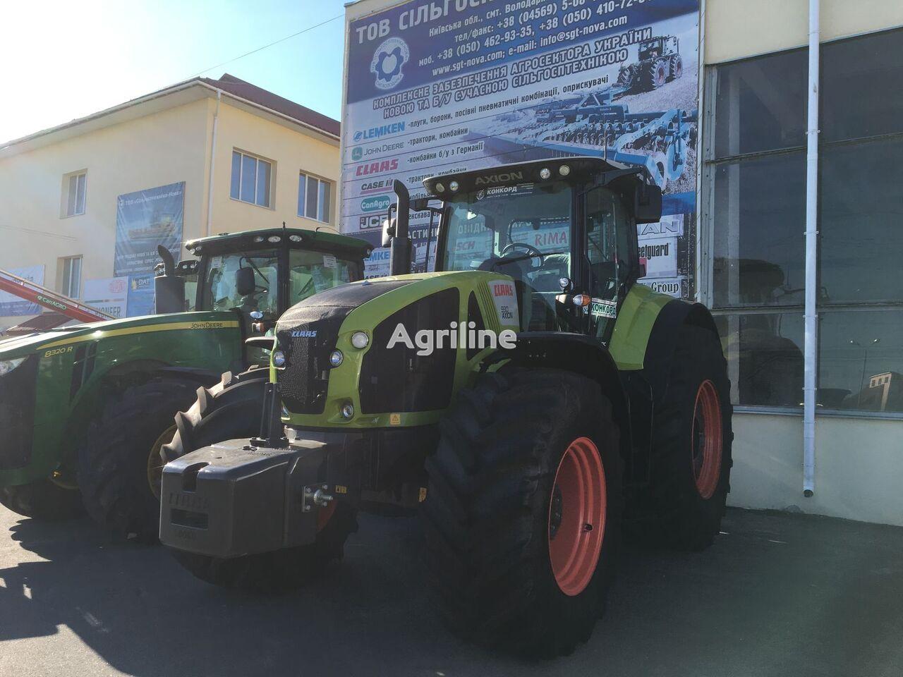CLAAS Axion 930 wheel tractor