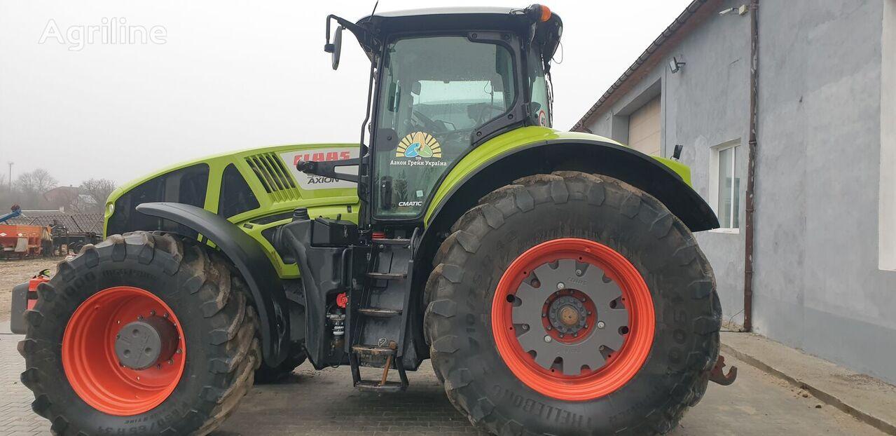 CLAAS Axion 940 wheel tractor