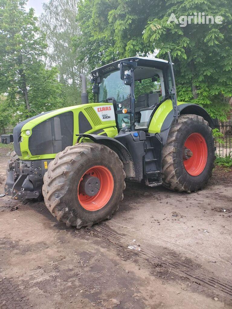 CLAAS Axion 950 wheel tractor