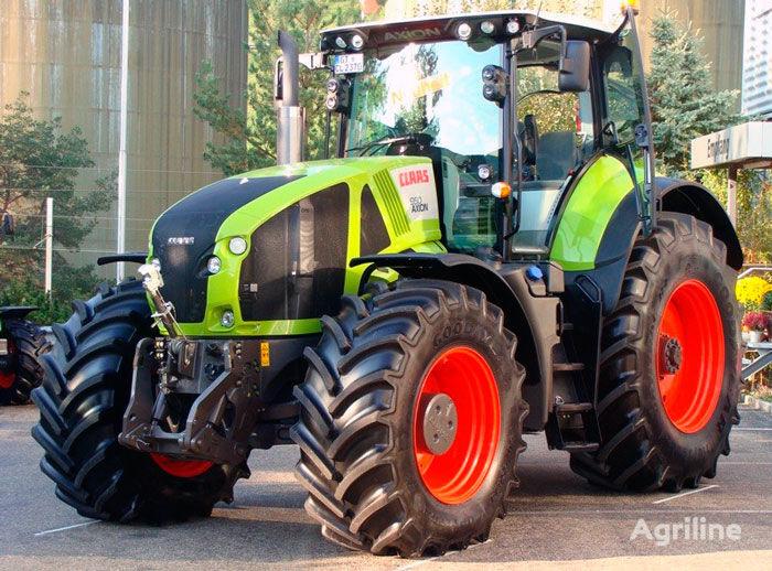 new CLAAS Axion 950 wheel tractor