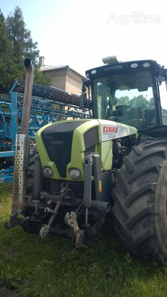 CLAAS Xerion 3300 wheel tractor