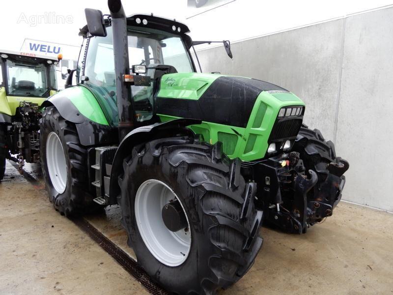 DEUTZ-FAHR 630 TTV wheel tractor