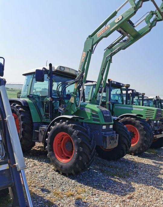 FENDT 309 C.I wheel tractor