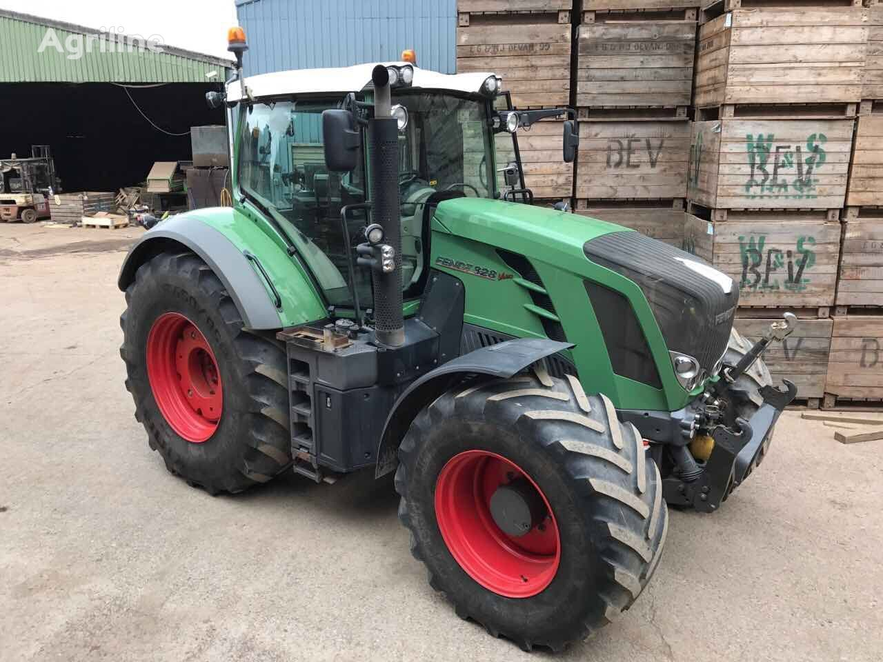 FENDT 828 Profi Plus wheel tractor