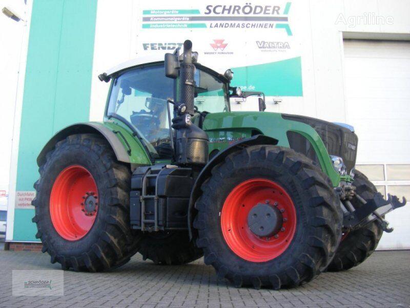 FENDT Vario 939 wheel tractor