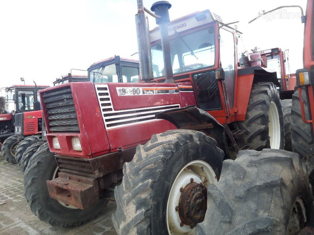 FIAT 180-90  wheel tractor