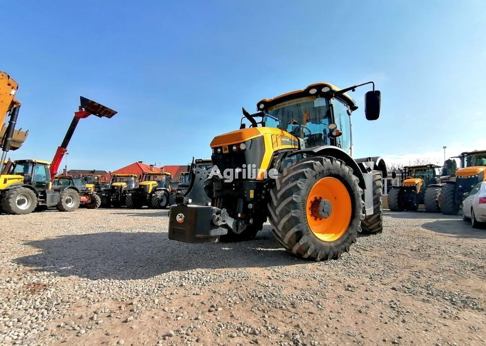 JCB FASTRAC 4220 4WS   VARIO wheel tractor