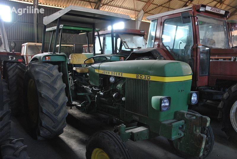 JOHN DEERE 2030 wheel tractor