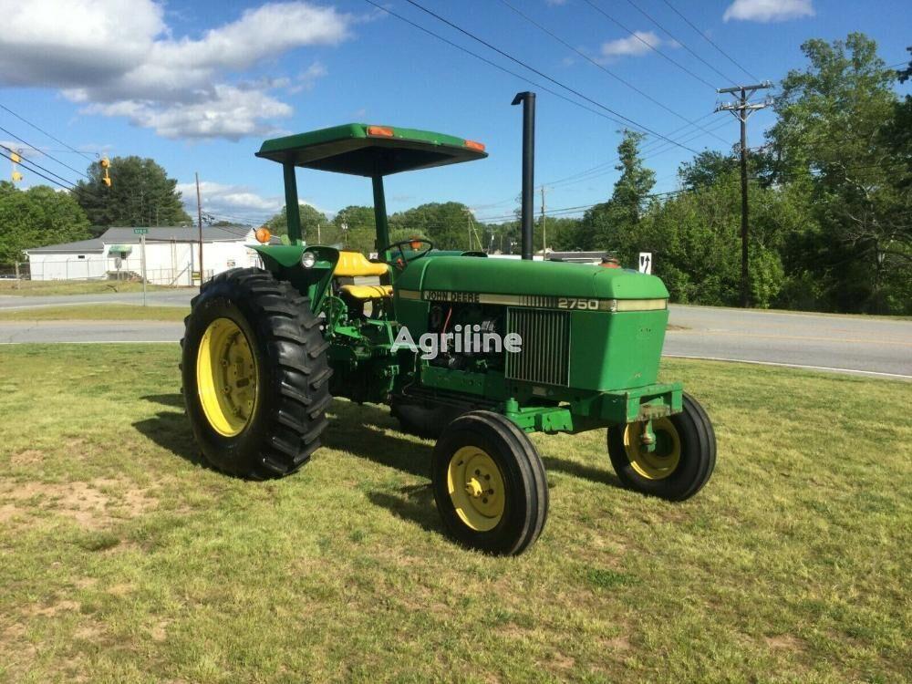 JOHN DEERE 2750 2WD  wheel tractor