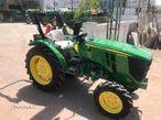 new JOHN DEERE 3036EN wheel tractor
