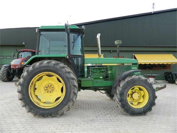 JOHN DEERE 3640 wheel tractor