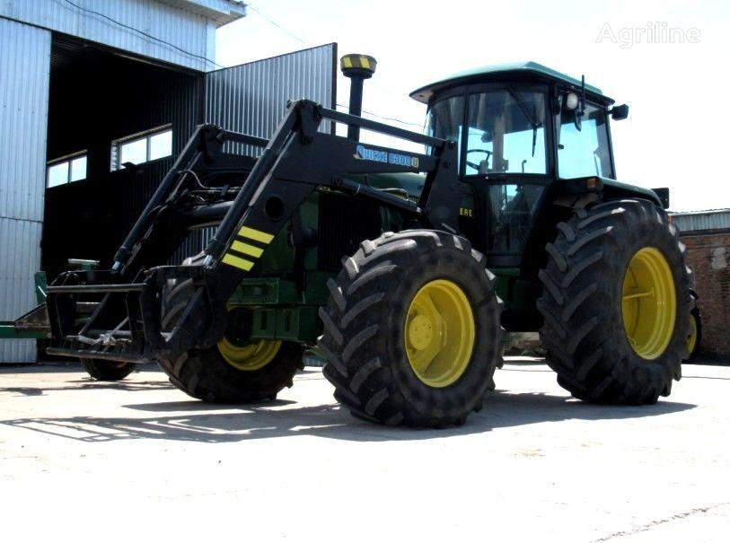 JOHN DEERE 3650 wheel tractor