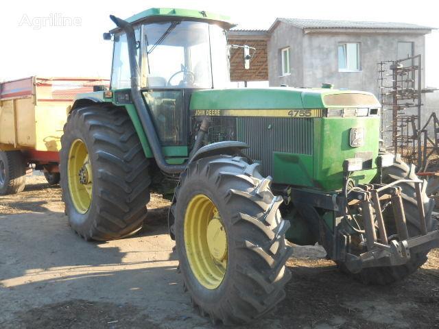 JOHN DEERE 4755 wheel tractor