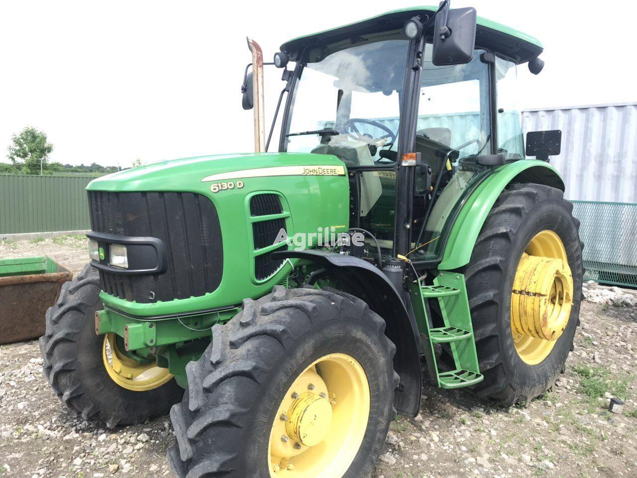JOHN DEERE 6130D wheel tractor