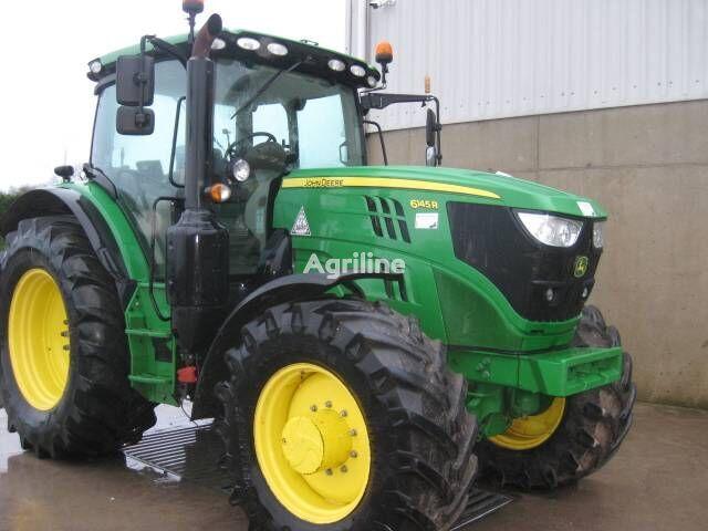 JOHN DEERE 6145 R wheel tractor