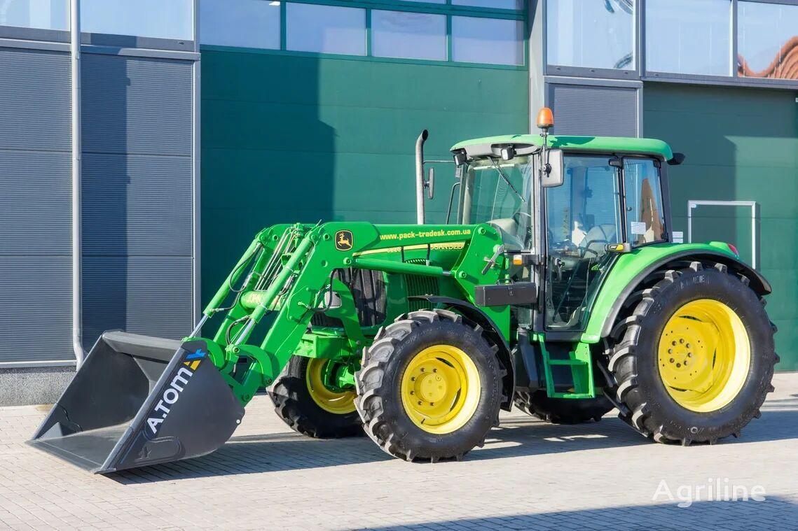 JOHN DEERE  6220 wheel tractor