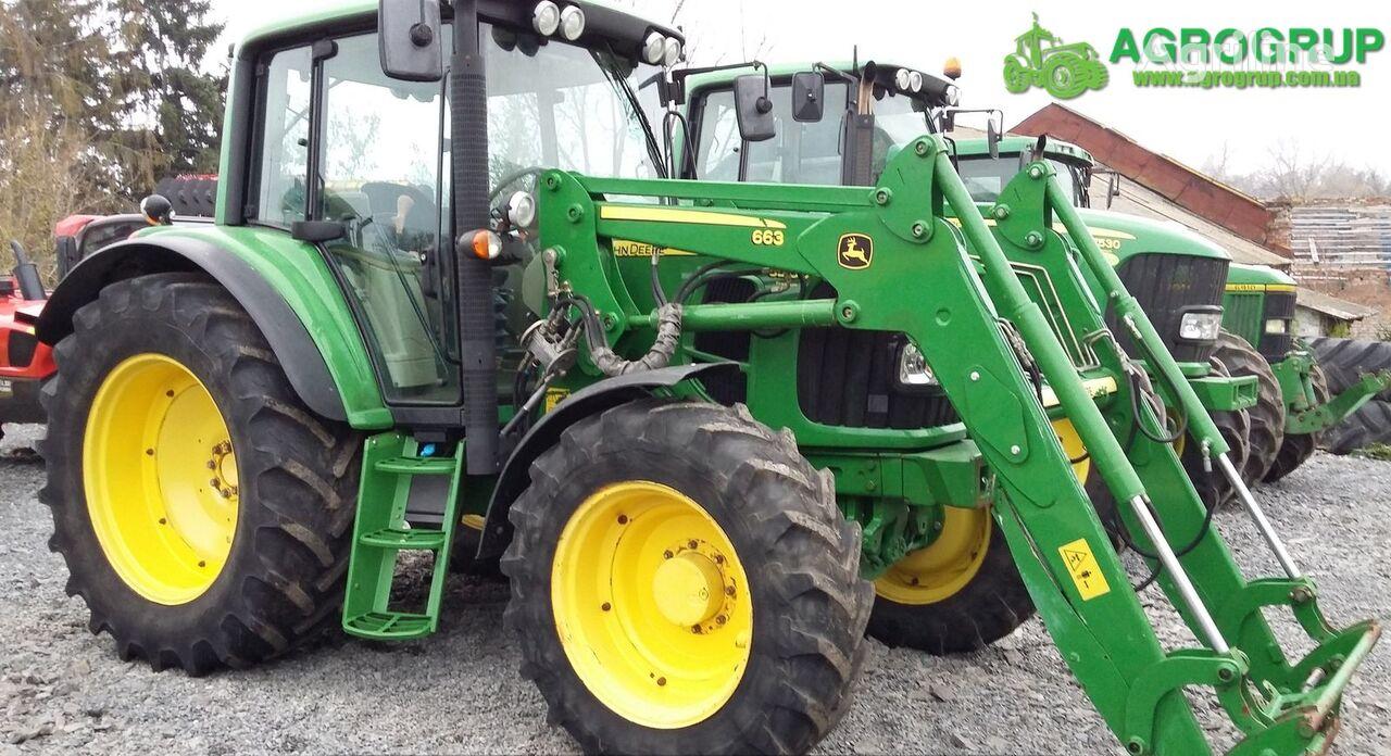 JOHN DEERE 6230 wheel tractor