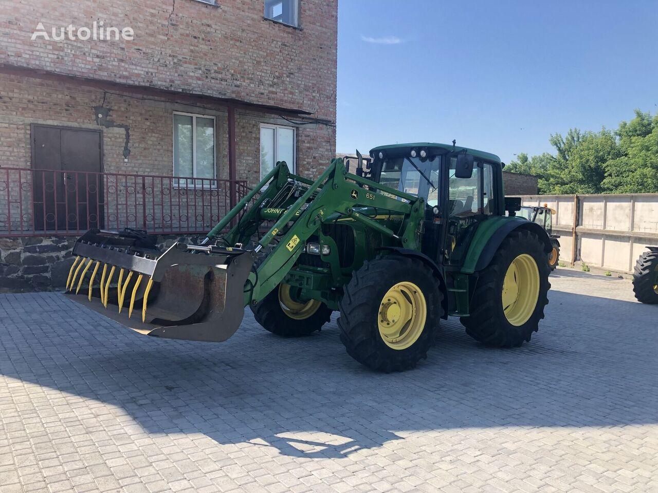 JOHN DEERE 6320 wheel tractor