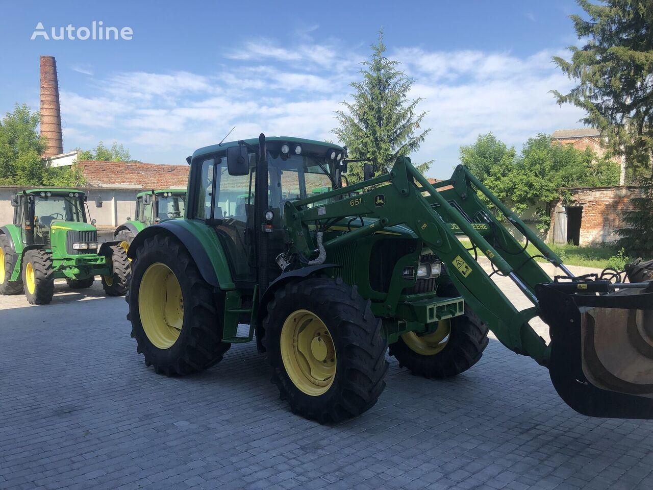 JOHN DEERE 6320 v nayavnosti wheel tractor