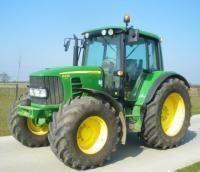 JOHN DEERE 6430 wheel tractor