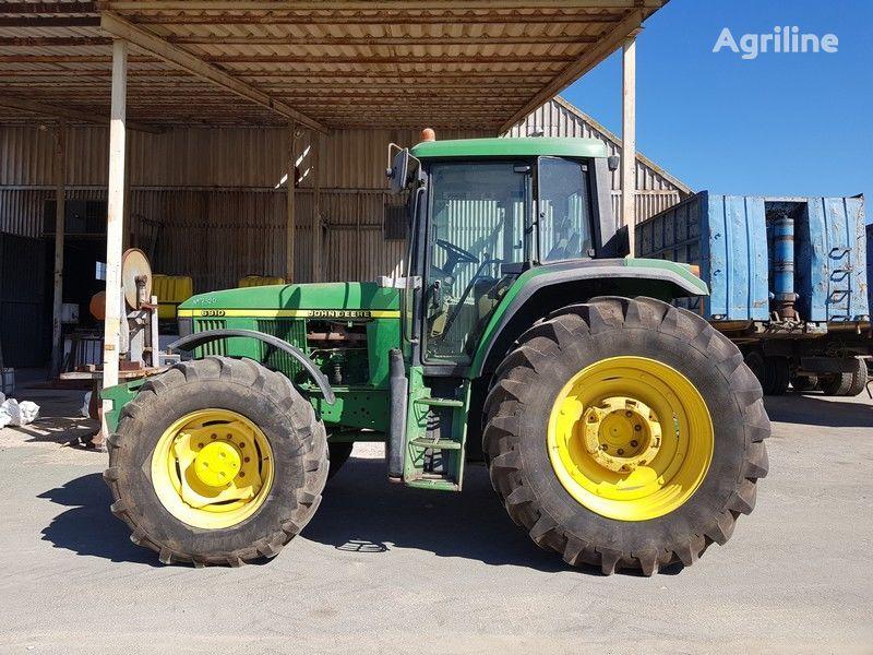 JOHN DEERE 6910 4RM wheel tractor