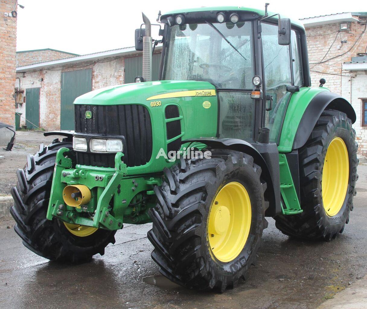 JOHN DEERE 6930 wheel tractor
