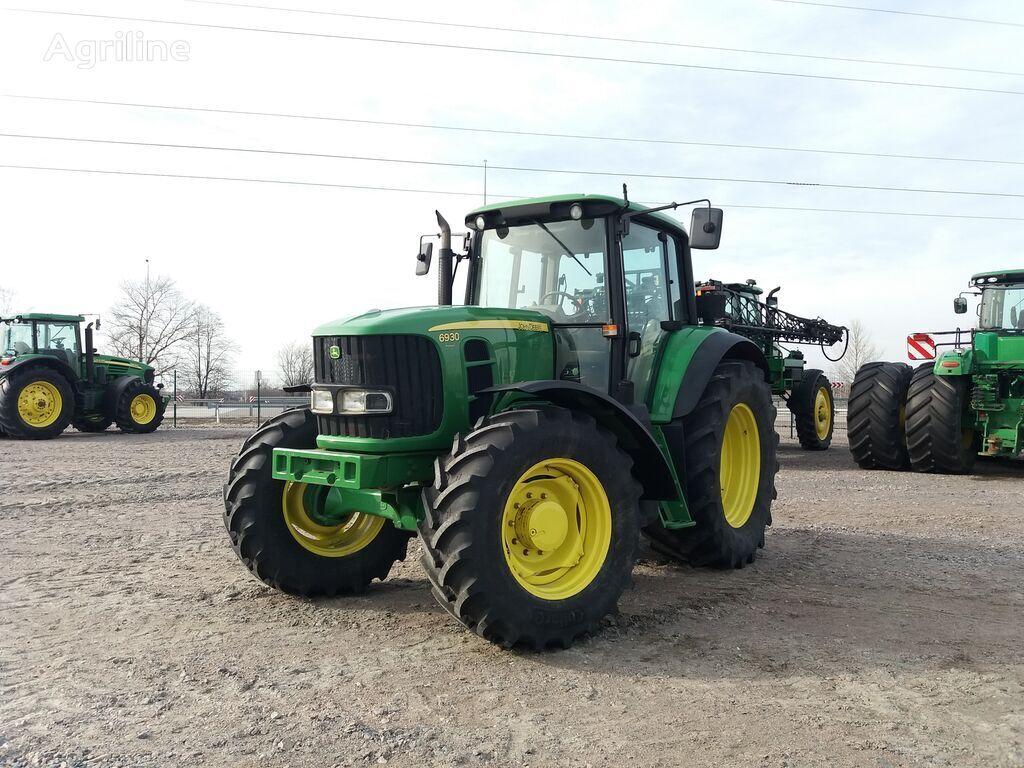JOHN DEERE 6930 Premium wheel tractor