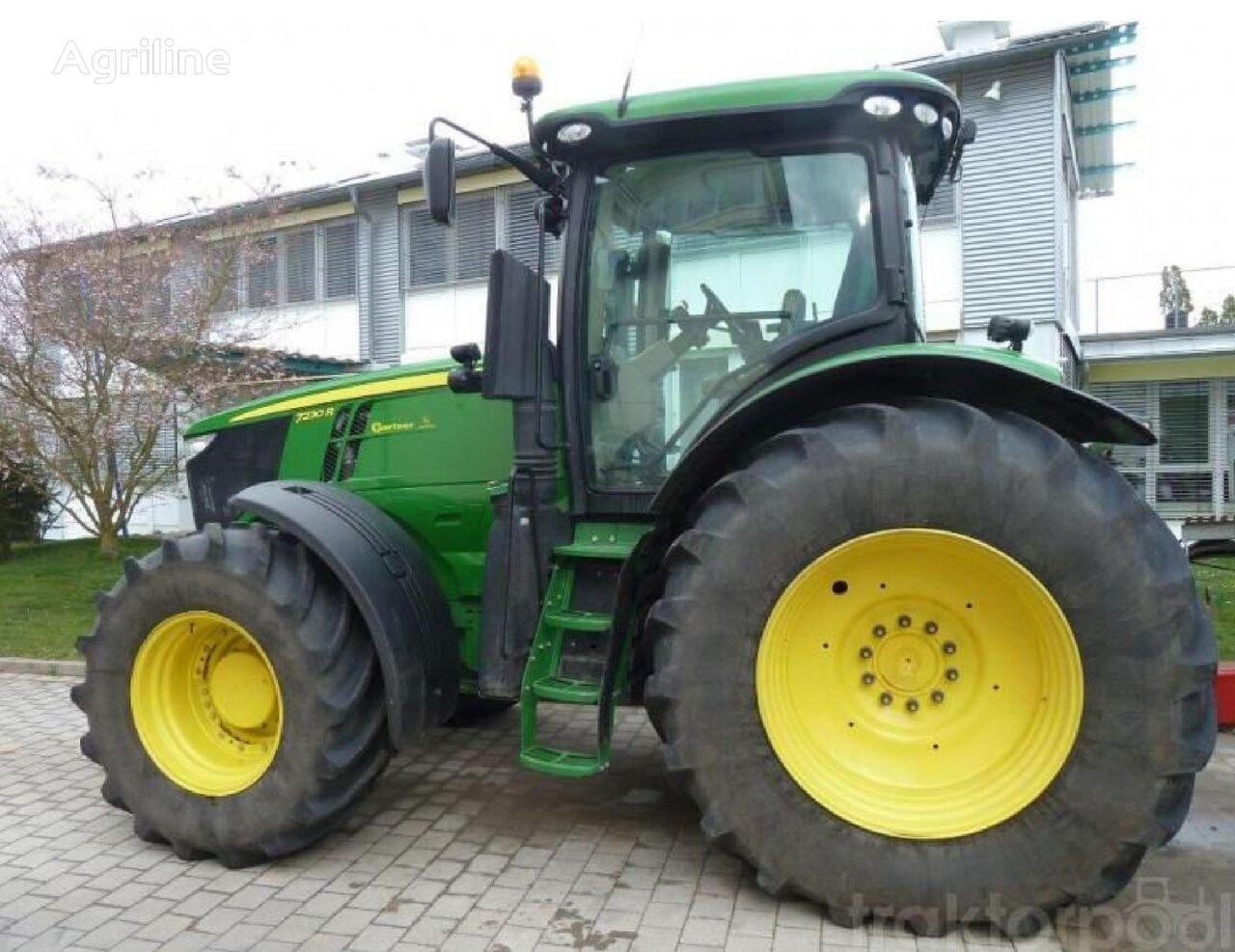 JOHN DEERE 7230R wheel tractor