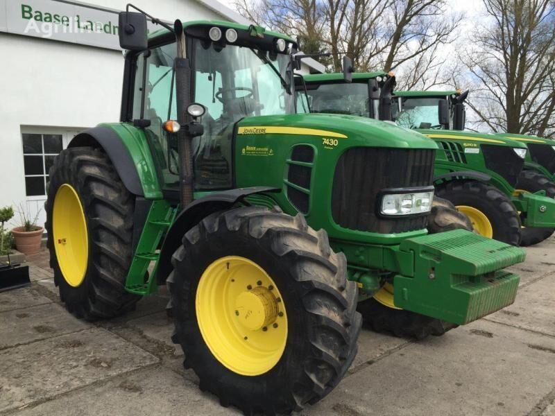 JOHN DEERE 7430 Premium wheel tractor