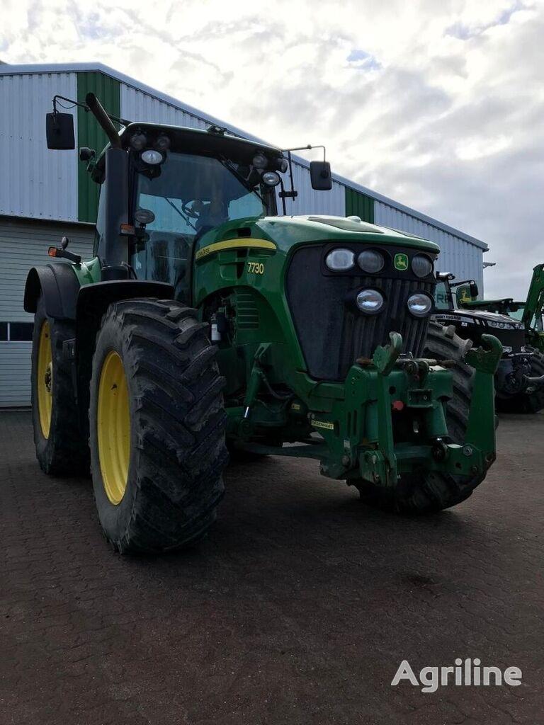 JOHN DEERE 7730 Auto Power wheel tractor