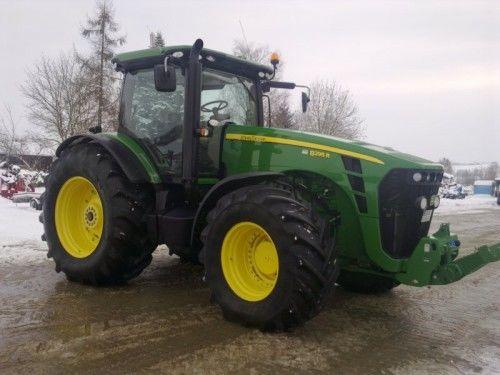 JOHN DEERE 8295r wheel tractor