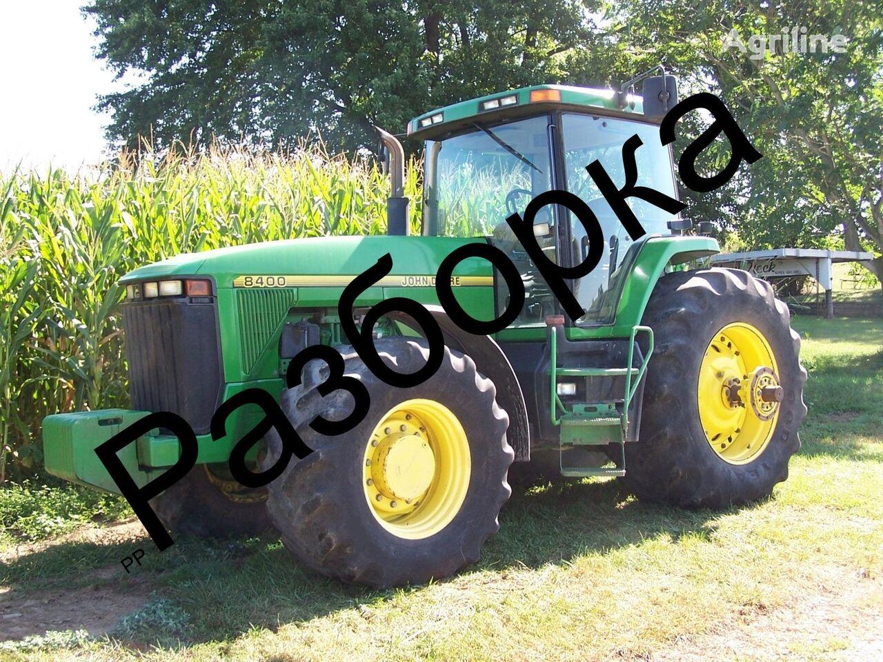 JOHN DEERE 8300/8400 wheel tractor for parts