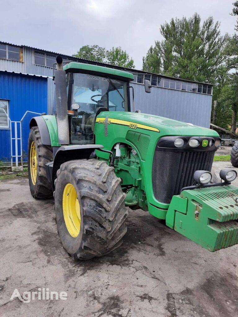 JOHN DEERE 8320 wheel tractor