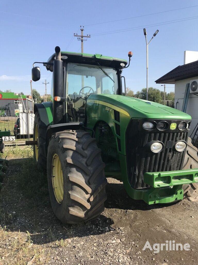 JOHN DEERE 8320 R (Lizing, Kredit) wheel tractor
