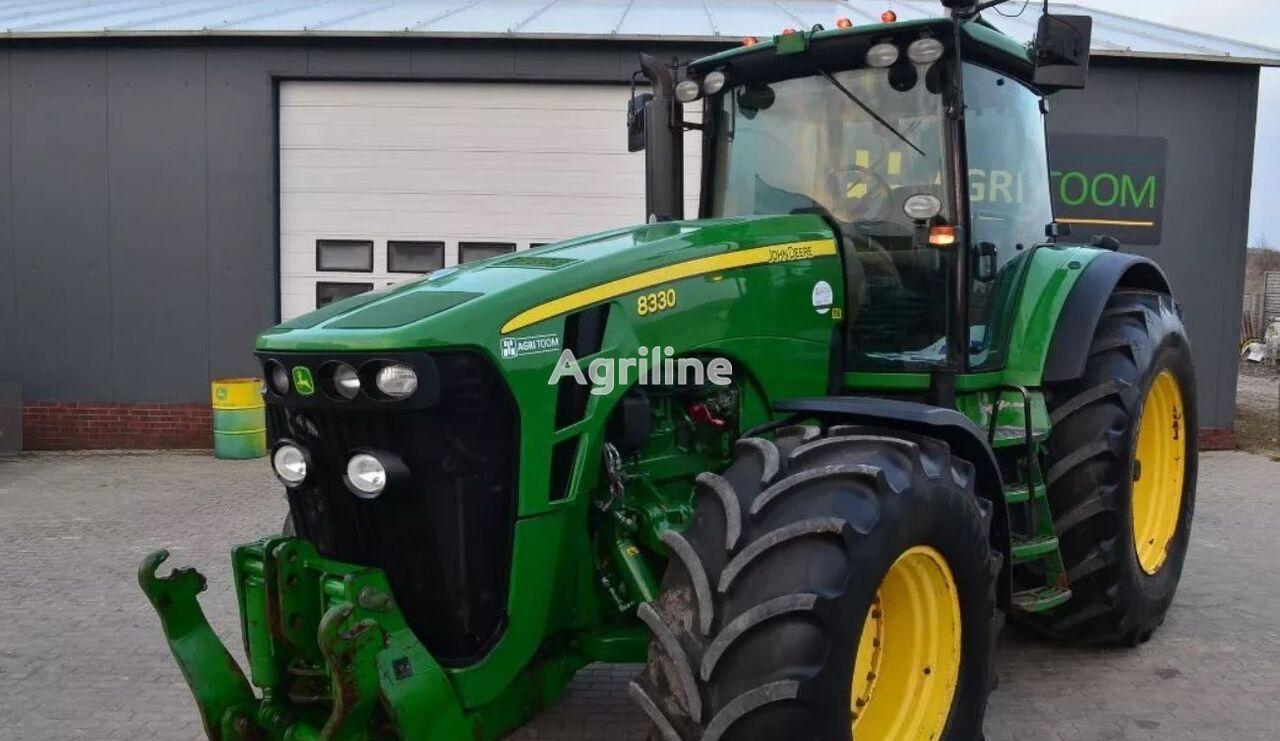 JOHN DEERE 8330 wheel tractor