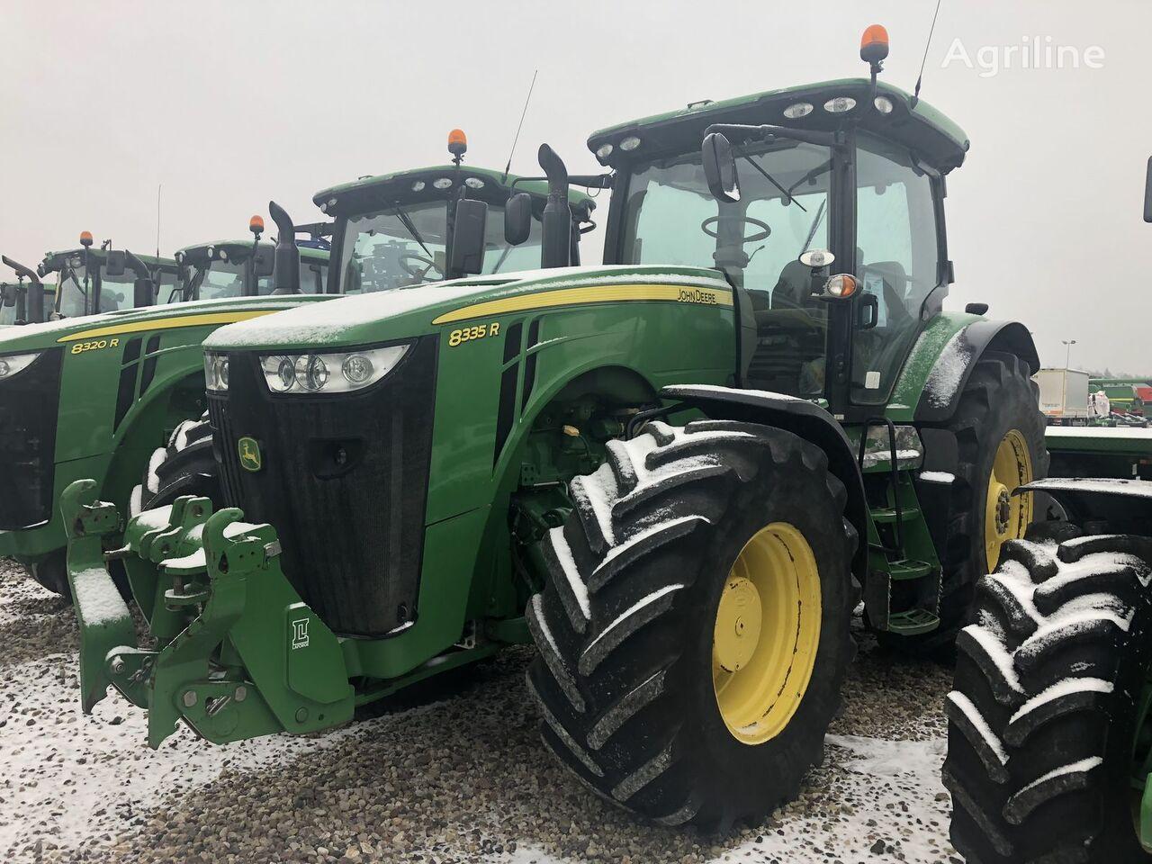 JOHN DEERE 8335R wheel tractor