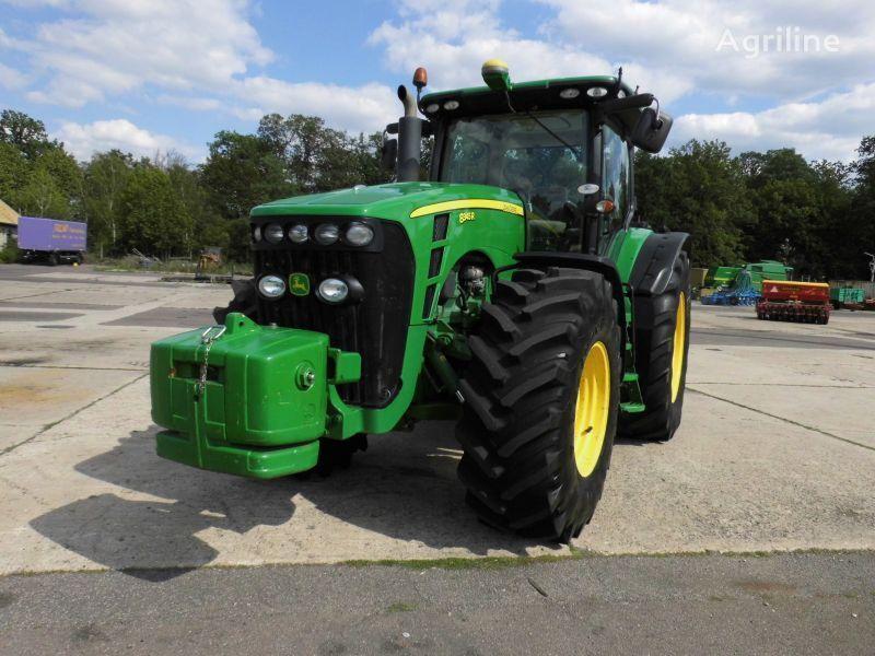 JOHN DEERE 8345 R wheel tractor